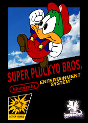 Super Pluckyo Bros.